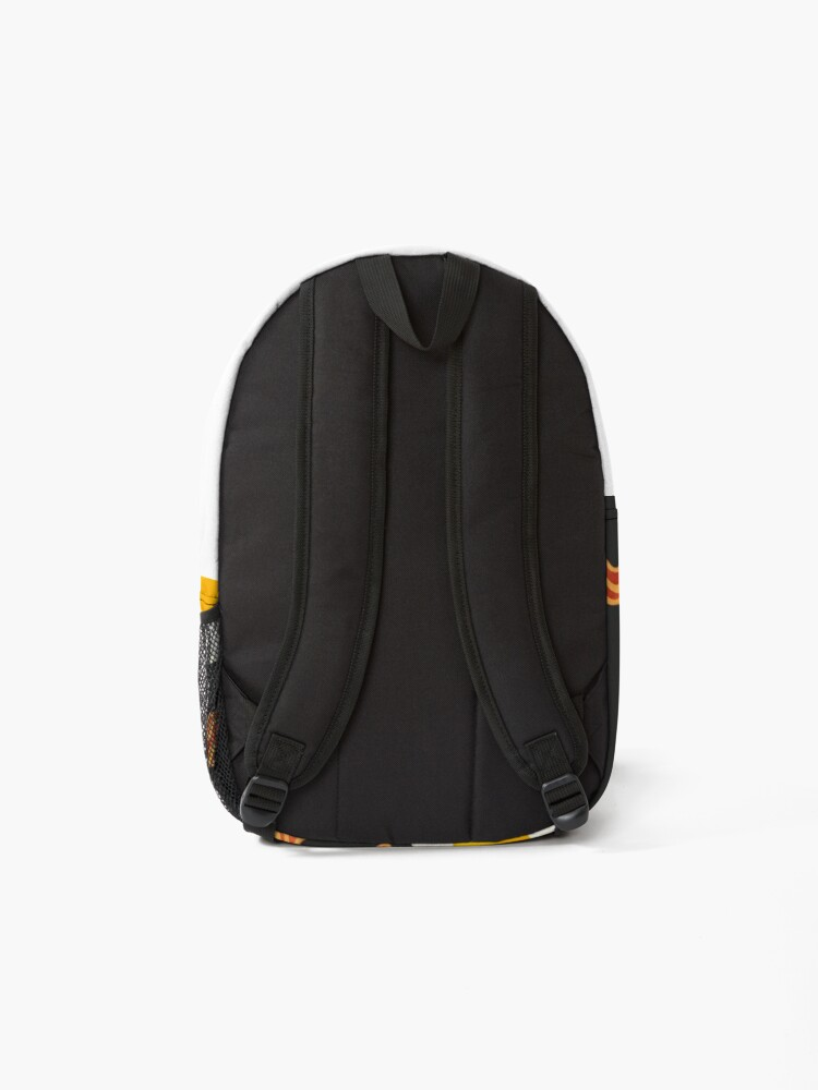 Alternate view of egg and beacon Backpack