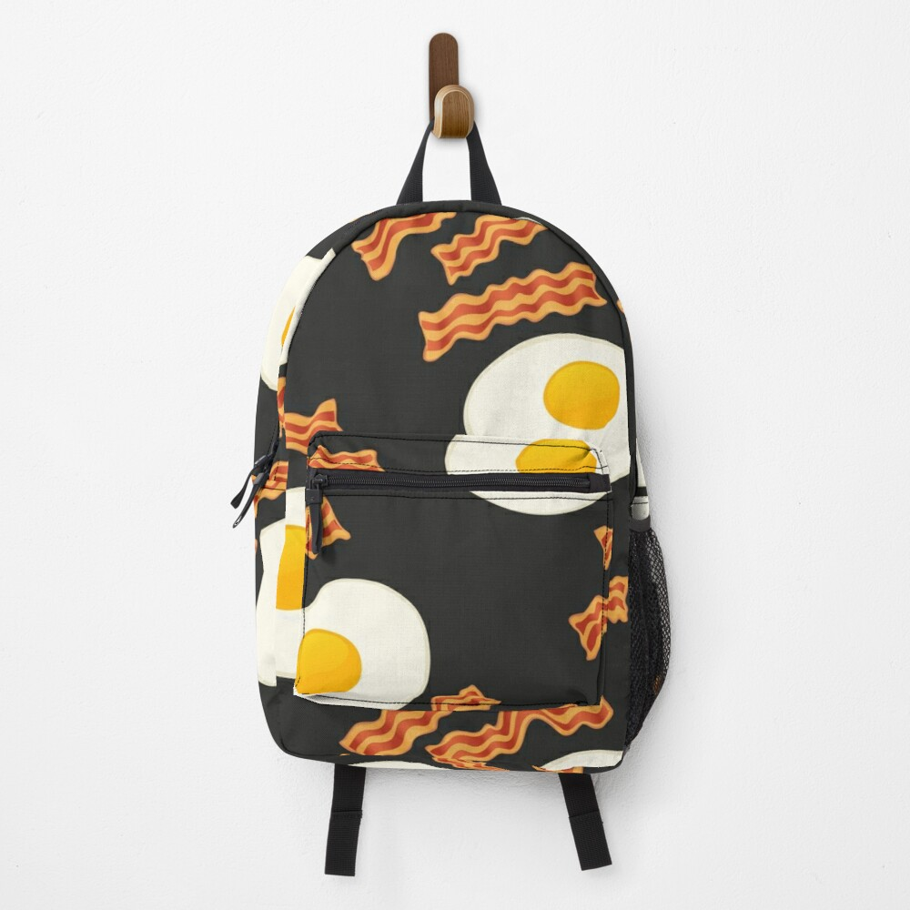 egg and beacon Backpack