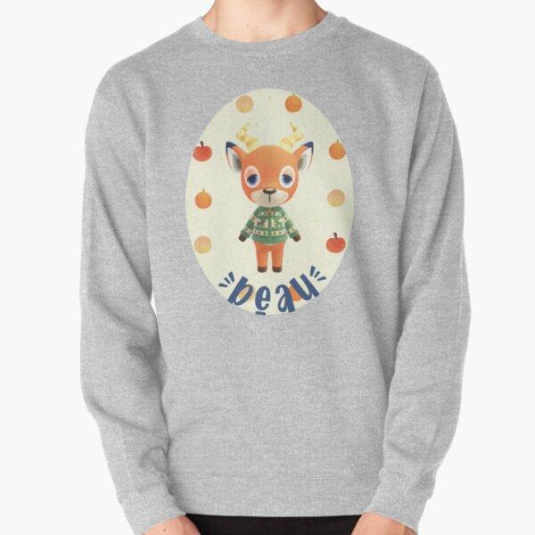 Animal Crossing Beau Sudadera sin capucha