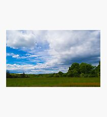 Interstate Drive-by Photographic Print