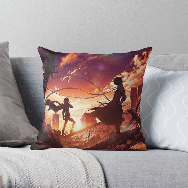 SOUKOKU Throw Pillow