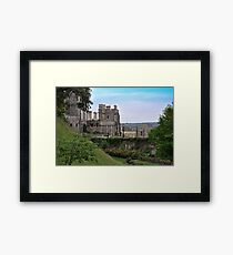 Castillo de Windsor...........................................Londres. Framed Print