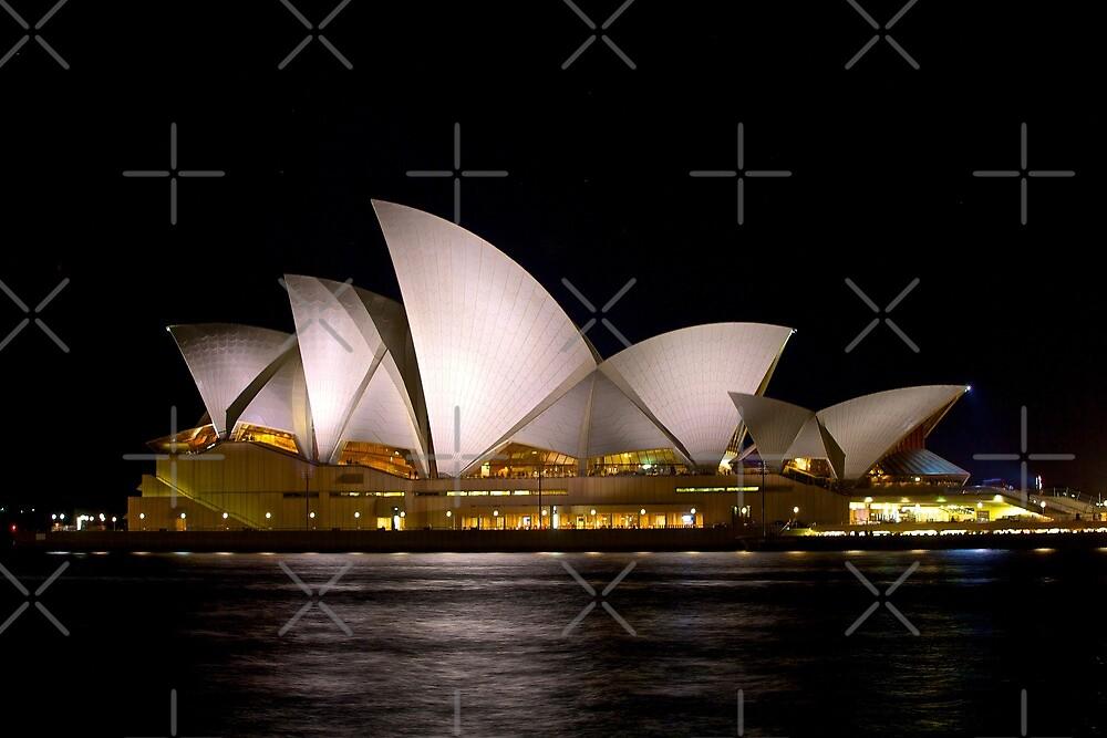 Sydney Opera House by joeferma
