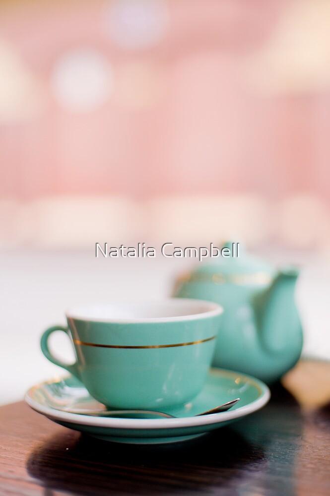 .tea. by Natalia Campbell