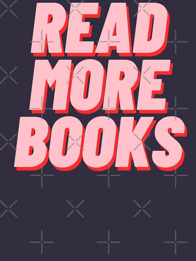 READ MORE BOOKS by polishalpaca