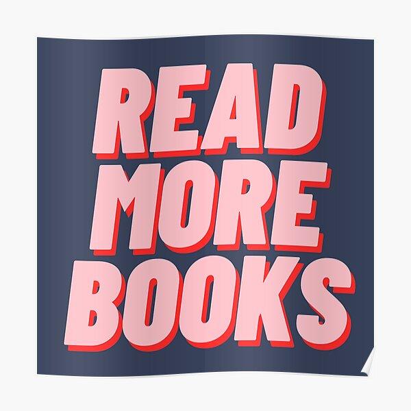 READ MORE BOOKS Poster