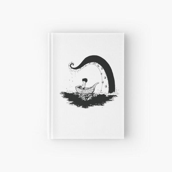 Illustration tentacule Carnet cartonné