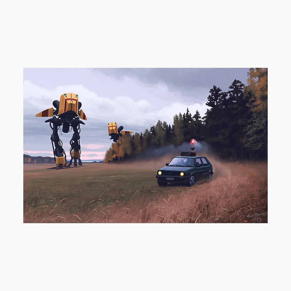 Decoy Photographic Print