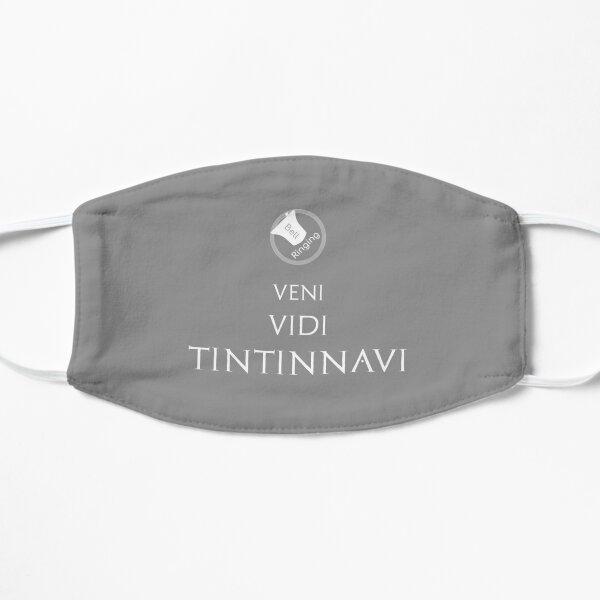 Bell Ringing - VENI VIDI TINTINNAVI - white text Mask