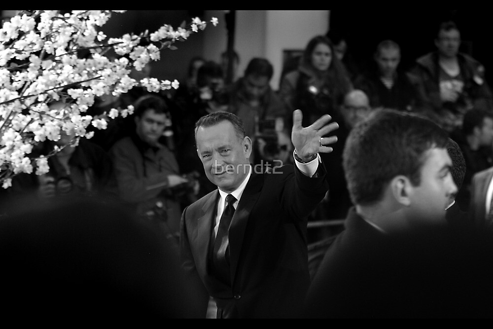 Mr Hanks by berndt2
