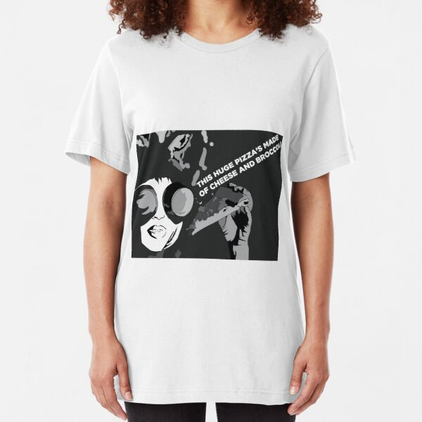 T-SHIRT UOMO LADY GAGA I AM BAD BIANCO THE HAPPINESS IS HAVE MY T-SHIRT NEW