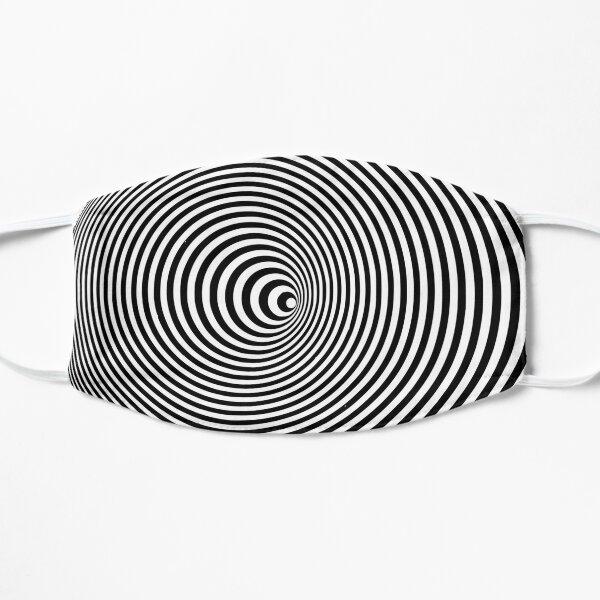 Optical Illusion (Concentric Circles) Mask