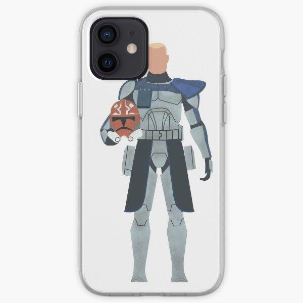 Captain Rex iPhone Soft Case