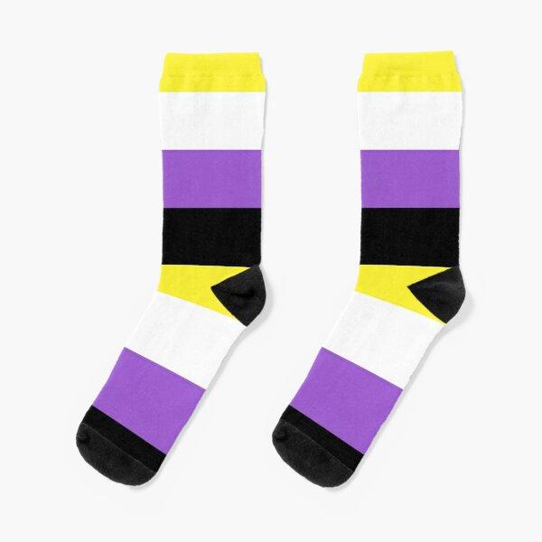 Non-Binary Socks Socks