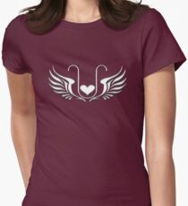 ELEXIER - HEART WITH WINGS - UNCONDITIONAL LOVE T-Shirt