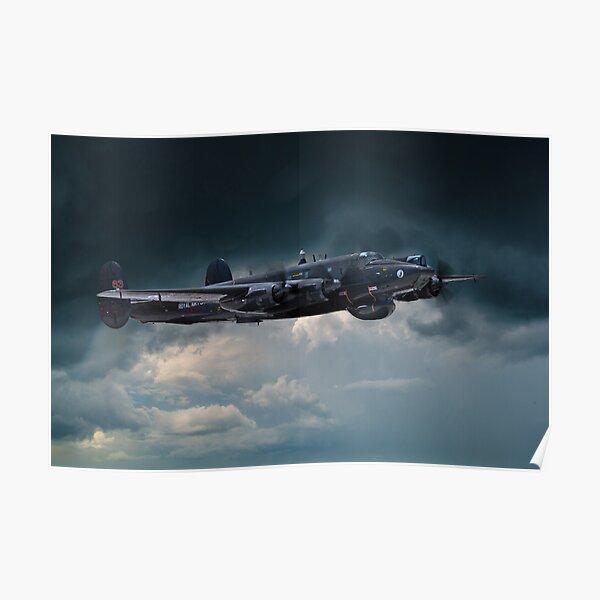Avro Shackleton 'Ermintrude' Poster