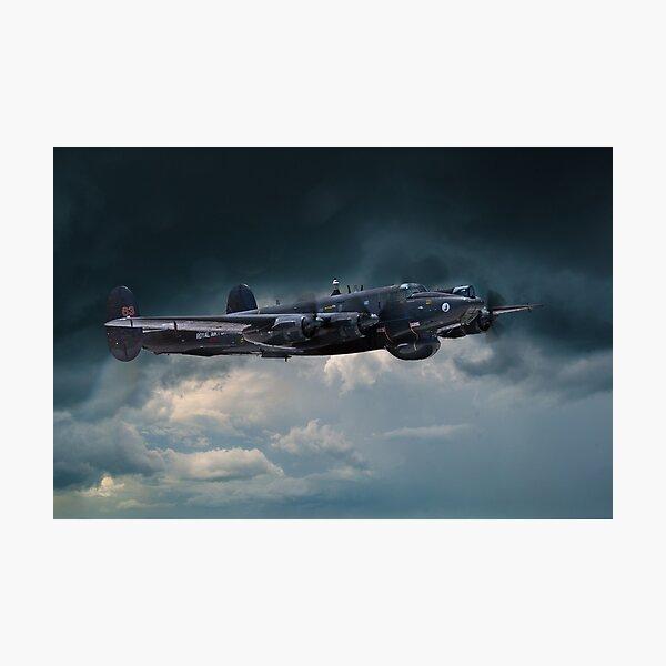 Avro Shackleton 'Ermintrude' Photographic Print