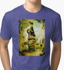 Branca Tri-blend T-Shirt