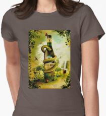 Branca Womens Fitted T-Shirt