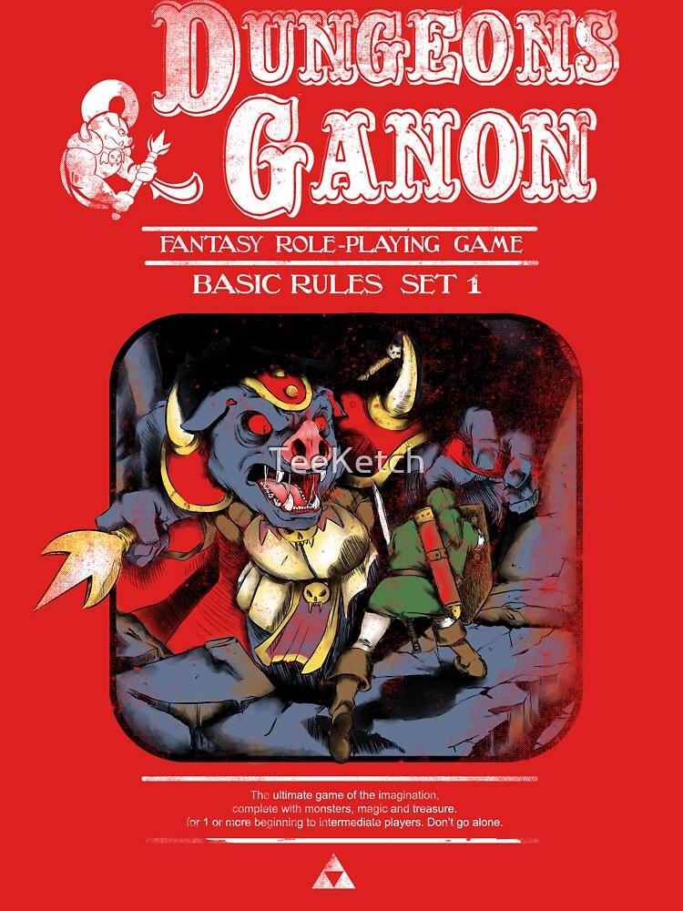 Dungeons & Ganon | Unisex T-Shirt