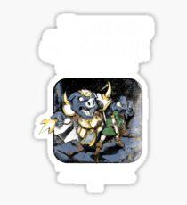 Dungeons & Ganon Sticker