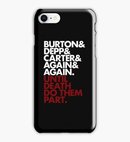 Platinum Trio iPhone Case/Skin