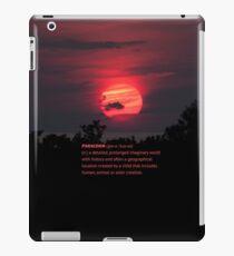 Lost Words: Paracosm 2 iPad Case/Skin