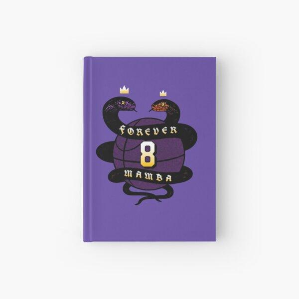 Mamba Forever Hardcover Journal