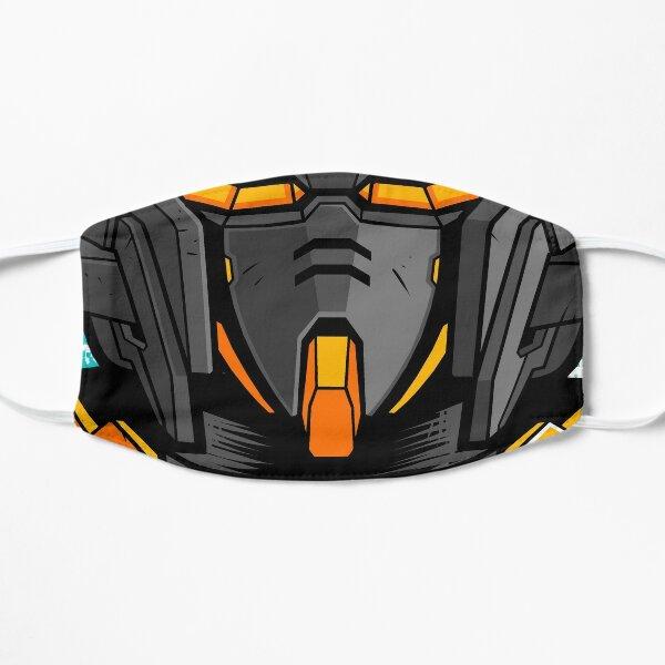 Unicorn Banshee Flat Mask