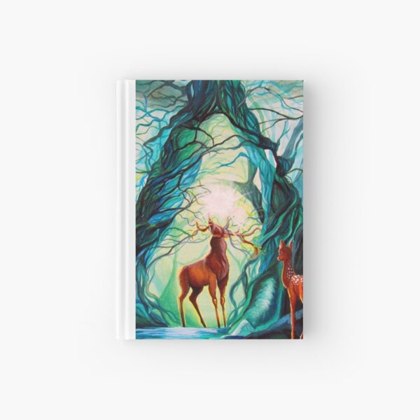 Creation - In the beginning Hardcover Journal