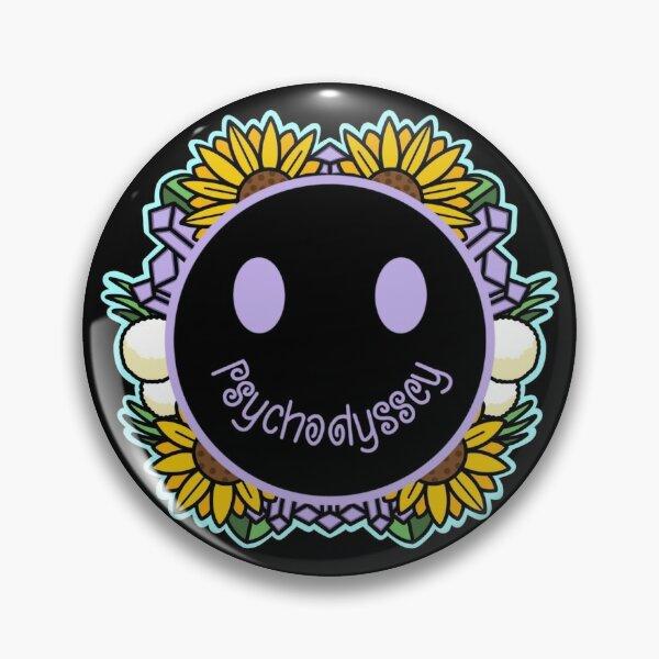Psychodyssey Logo Pin