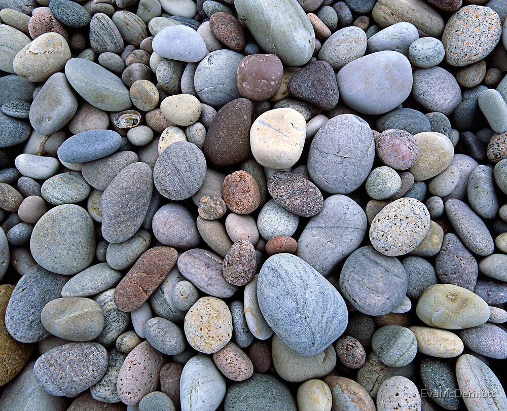 Pebbles by EvaMcDermott