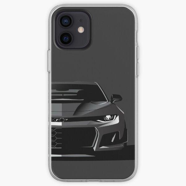 Camaro ZL1 Coque souple iPhone