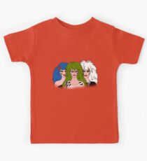 Jem and the Holograms - The Misfits - Group Color Kids Clothes
