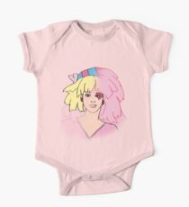 Jem and the Holograms - Jerrica/Jem - Color One Piece - Short Sleeve
