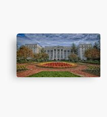 Weekend at the Greenbrier Canvas Print
