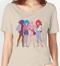 Jem and the Holograms - Group - Color Women's Relaxed Fit T-Shirt