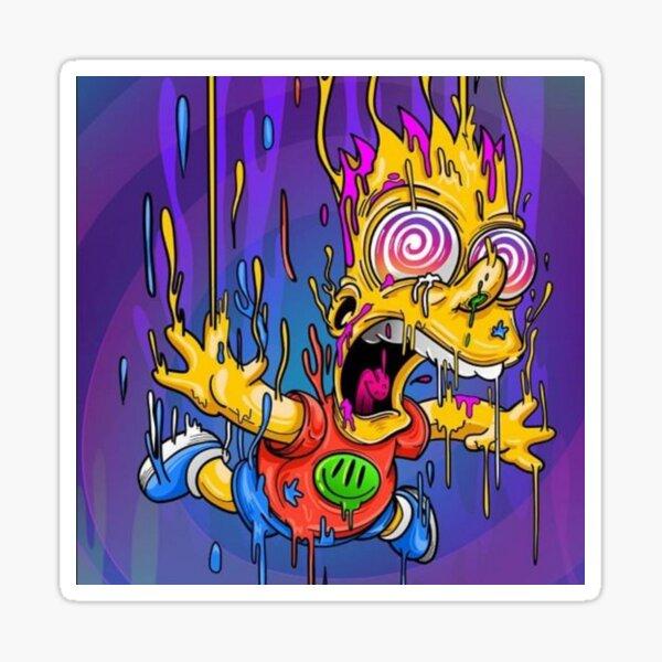 Bart Sticker