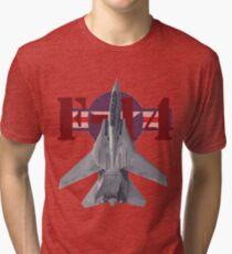 F-14 Tomcat Tri-blend T-Shirt