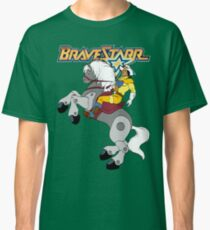 BraveStarr - Thirty Thirty and BraveStarr  - Color Classic T-Shirt