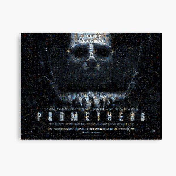 Alien Covenant 2017 Fassbender Stretch Canvas Art Movie Poster Film Print Sc-Fi