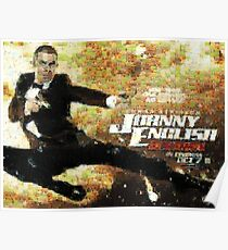 Mosaic: Johnny English Reborn Poster