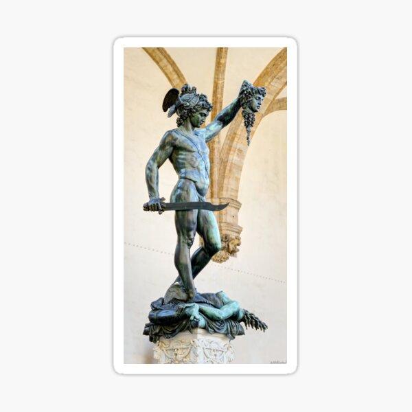 Florence - Perseus and Medusa Sticker