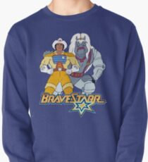 BraveStarr - Thirty Thirty and BraveStarr #3  - Color Pullover