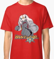 BraveStarr - Thirty Thirty - Color Classic T-Shirt