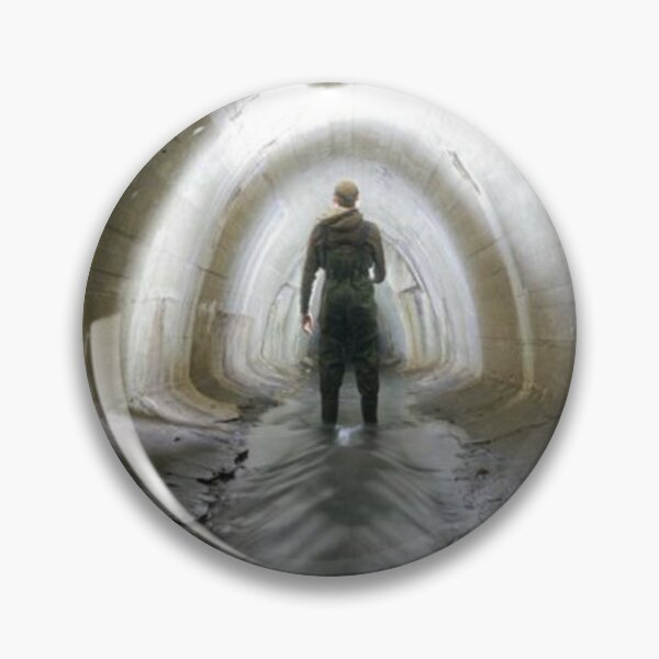 Tunnel, Canal tunnel Pin