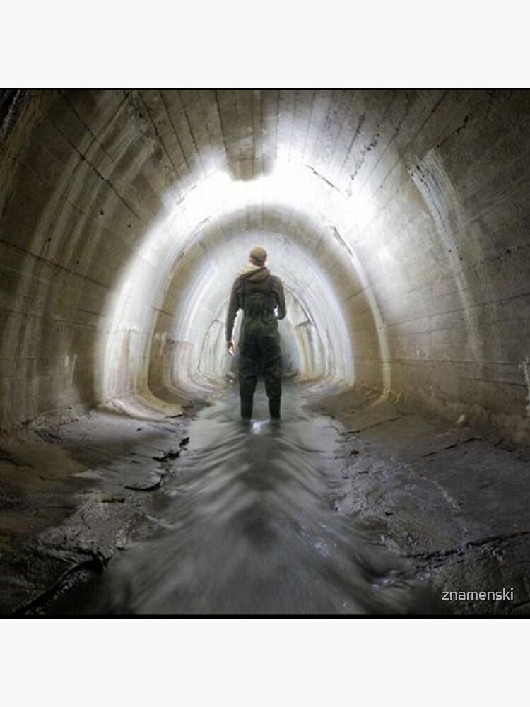 Tunnel, Canal tunnel by znamenski