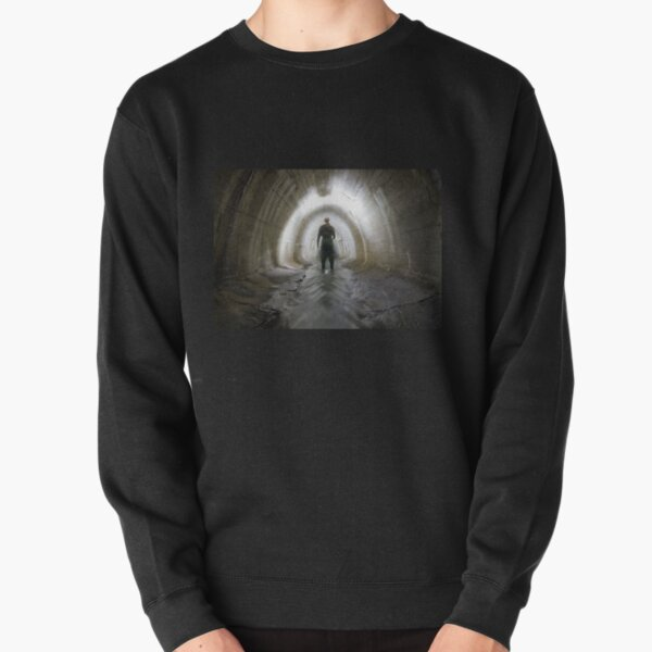 Tunnel, Canal tunnel Pullover Sweatshirt