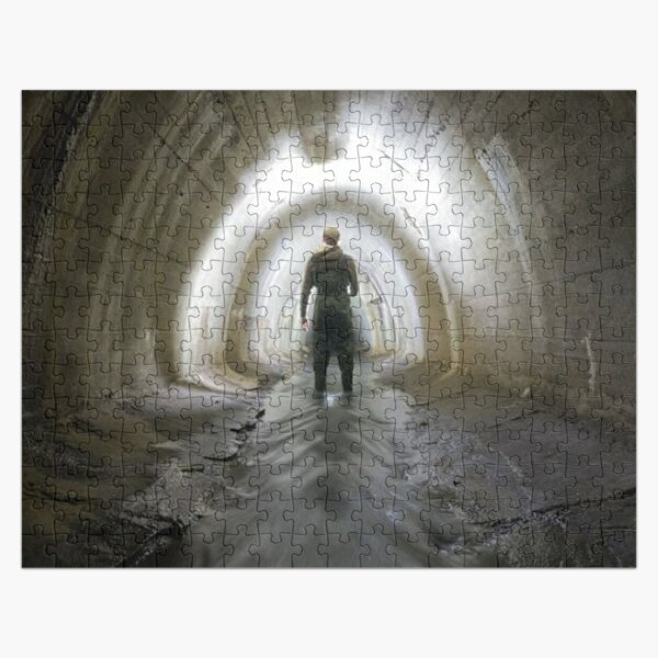 Tunnel, Canal tunnel Jigsaw Puzzle