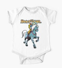 BraveStarr - Thirty Thirty and BraveStarr #4  - Color Kids Clothes